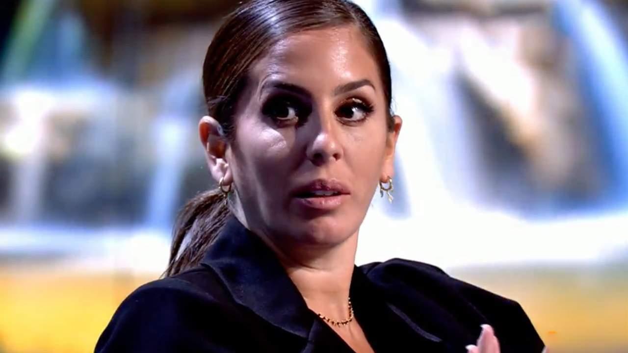 El impagable consejo de Anabel Pantoja a Olga Moreno para no hundirse por sus problemas
