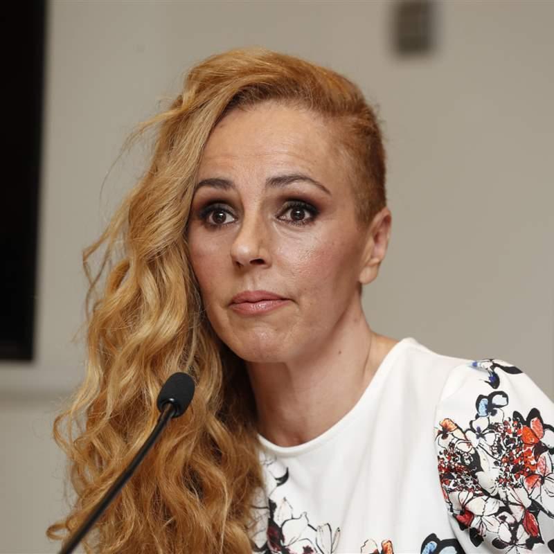 Rocío Carrasco revela a Jorge Javier una información capital sobre sus hijos