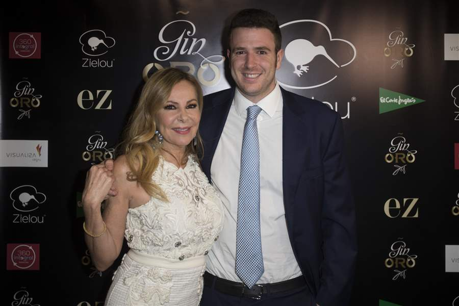 Ana Obregón Álex Lequio
