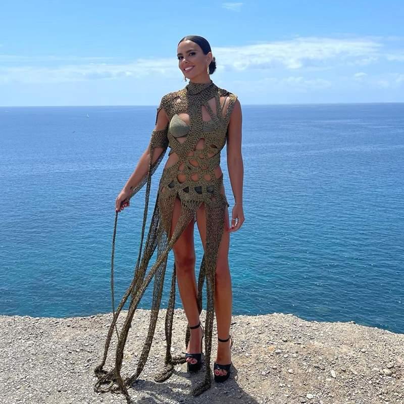 Los looks más llamativos con los que ha sorprendido Cristina Pedroche en Love Island