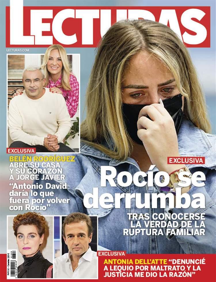 EXCLUSIVA Rocío Flores se derrumba tras conocerse la verdad de la ruptura con su madre Rocío Carrasco