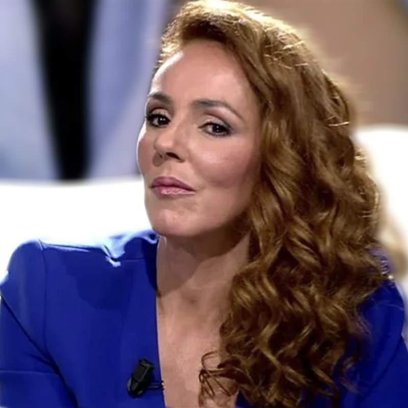 Rocío Carrasco da un cambio de rumbo para proteger a Rocío Flores