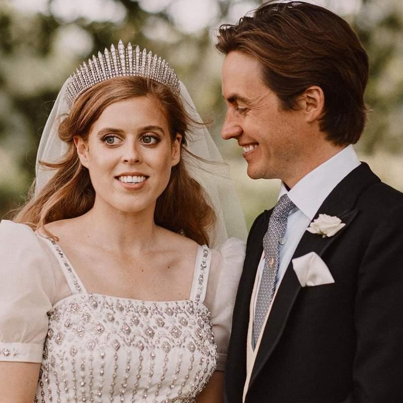 La princesa Beatriz hace historia: por qué su certificado de boda marcará un antes y un después