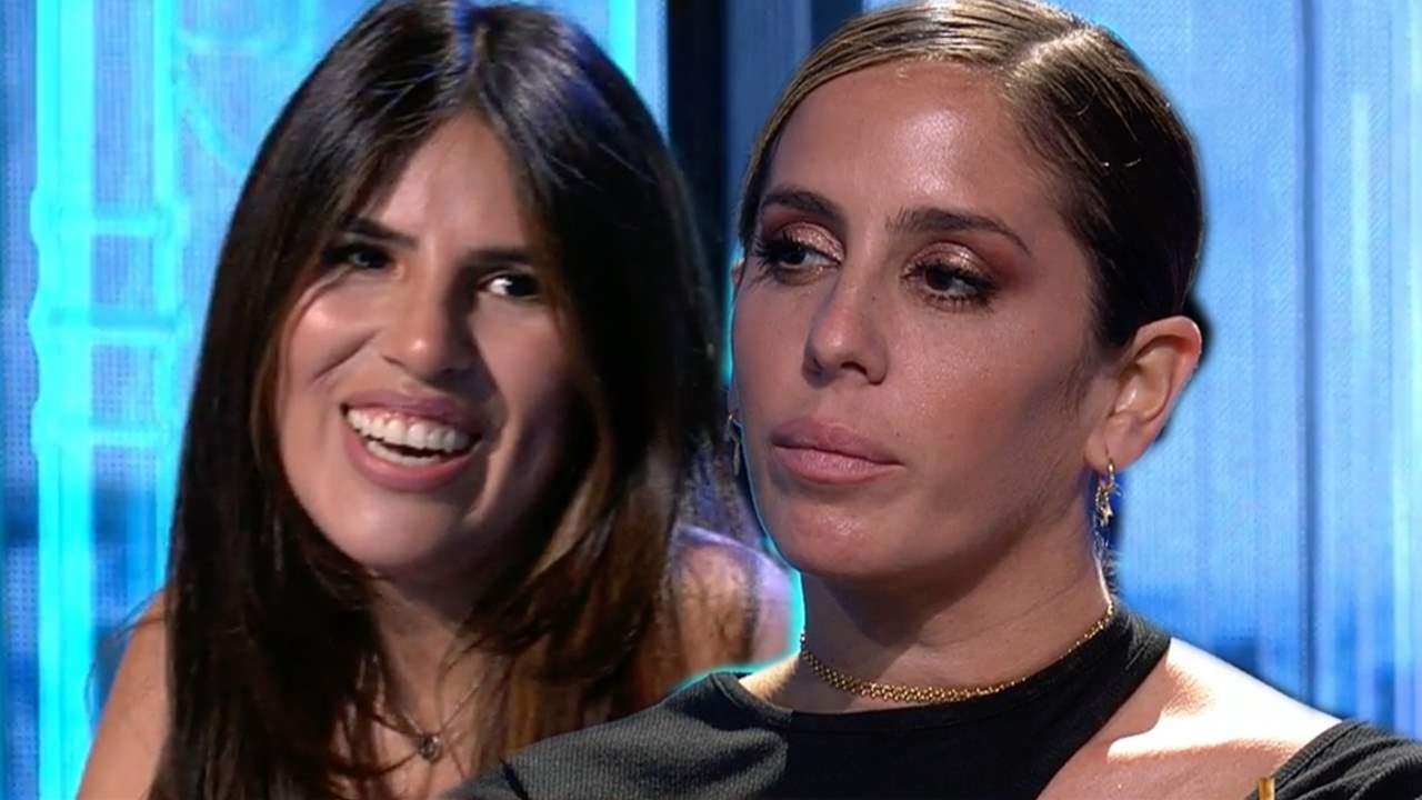El abrazo en directo de Isa y Anabel Pantoja tras la decisión de Kiko Rivera con su prima
