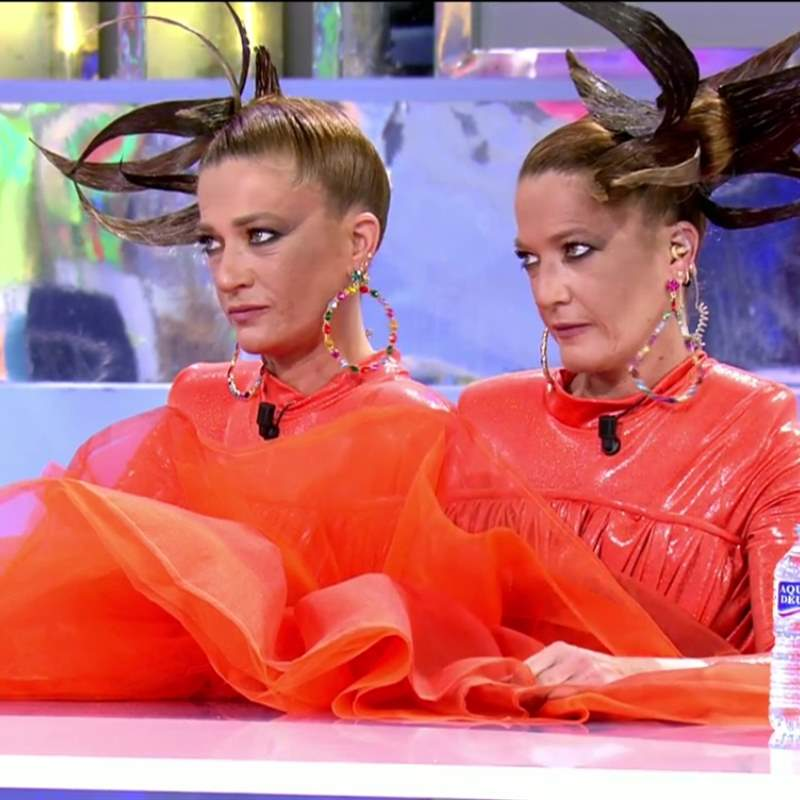 Raquel y Vivi, 'Las Mellis', se convierten en las nuevas colaboradoras de 'Sálvame'
