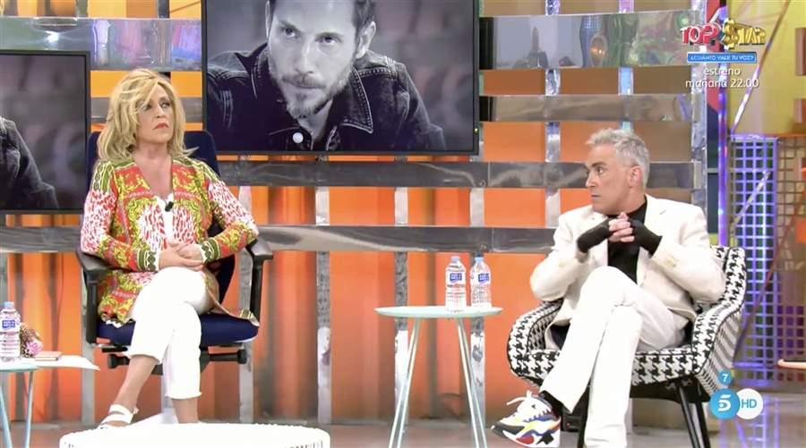Lydia Lozano cuenta sus problemas con Antonio David Flores
