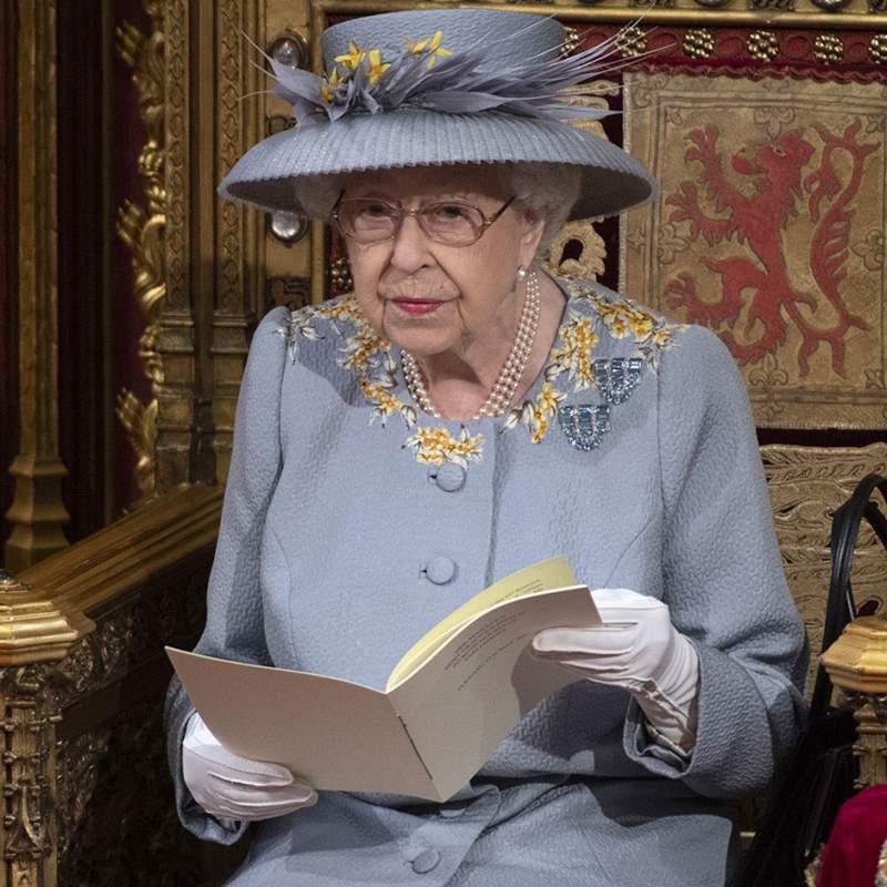 El conmovedor detalle con el duque de Edimburgo que ha marcado la reaparición de Isabel II