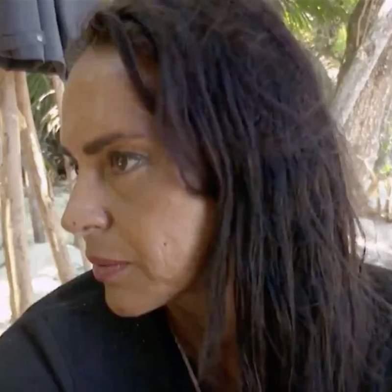 Olga Moreno, tajante en 'Supervivientes' sobre Rocío y David Flores:
