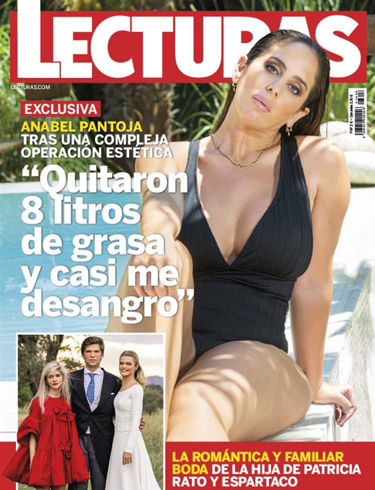 EXCLUSIVA Anabel Pantoja posa en biquini tras su operación: