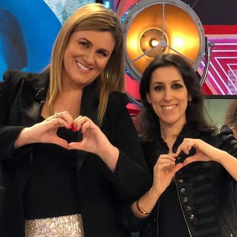 Carlota Corredera encuentra en Ana Bernal una compañera de vida: