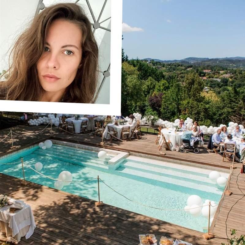Nos colamos en el jardín con piscina de Jessica Bueno tras la polémica con Anabel Pantoja