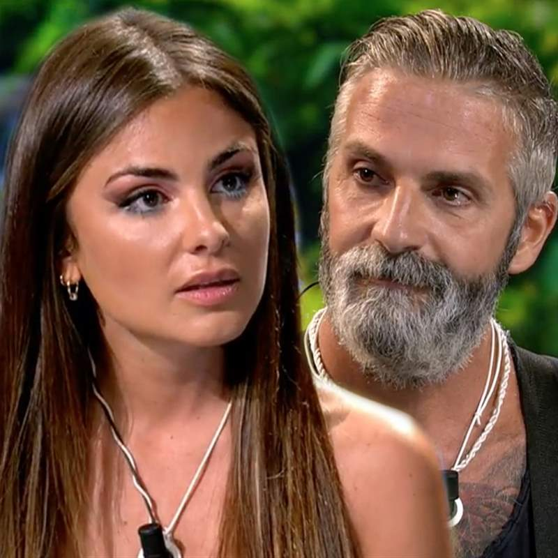 El incómodo cara a cara de Carlos Alba y Alexia Rivas: