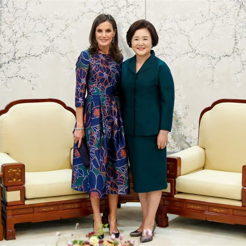 La ejemplar primera dama de Corea del Sur: artista lírica, pionera y comprometida