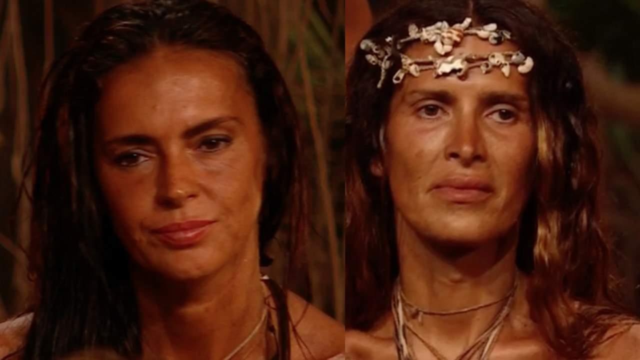 La demoledora reacción de Lara Sajen a la traición de Olga Moreno: