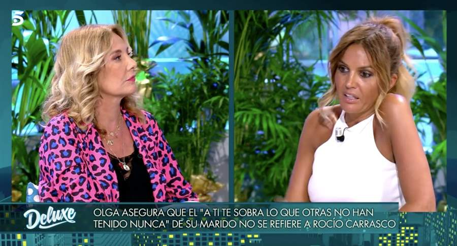 Belén Rodríguez y Marta López
