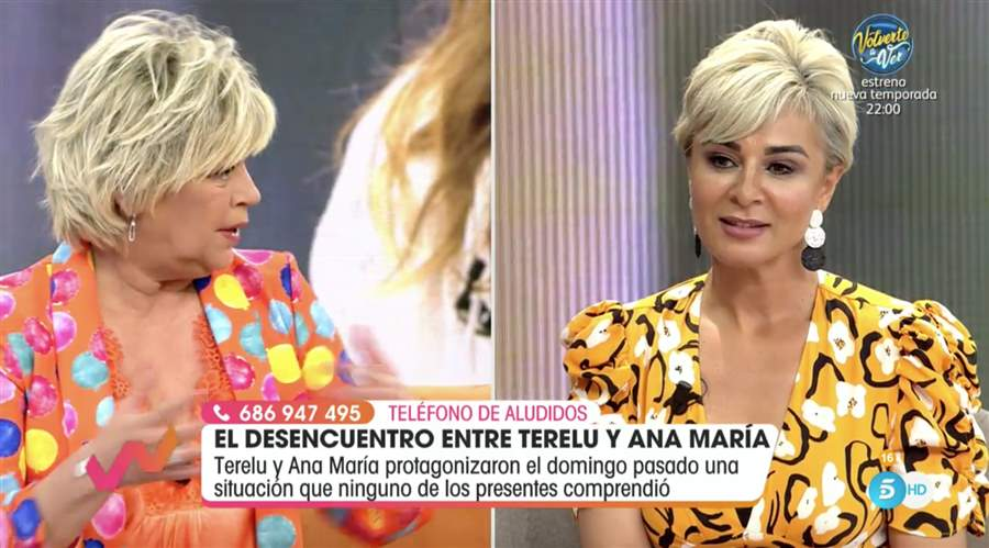 Terelu Campos Ana María Aldón