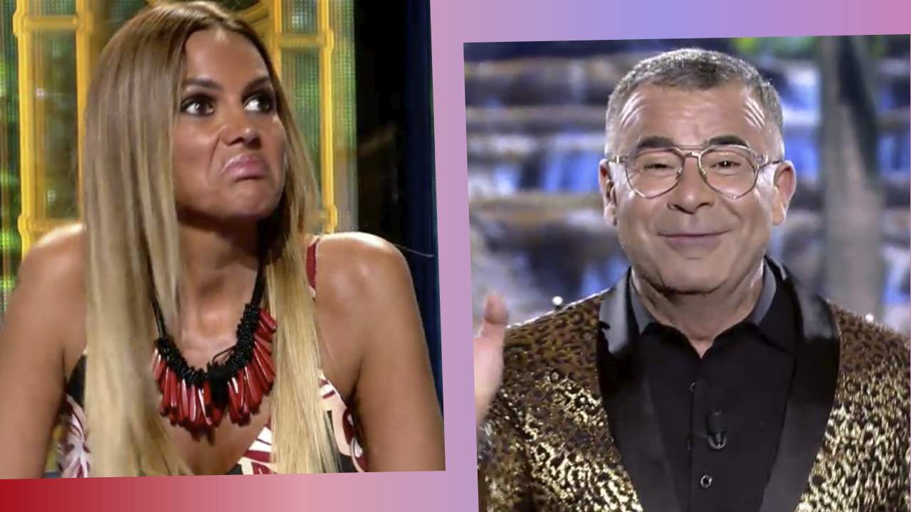 Jorge Javier deja atónita a Marta López con una pullita sobre su paso por 'Supervivientes'