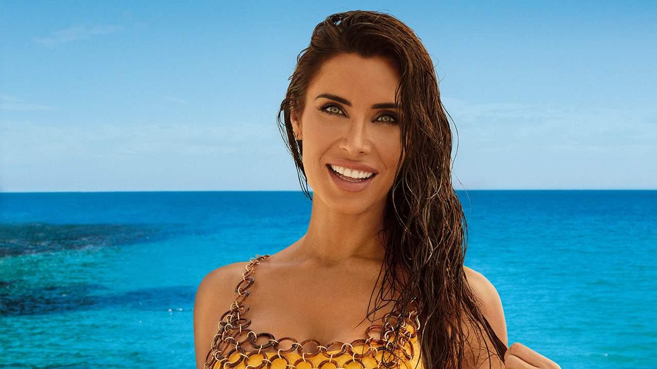 Pilar Rubio para revista Clara
