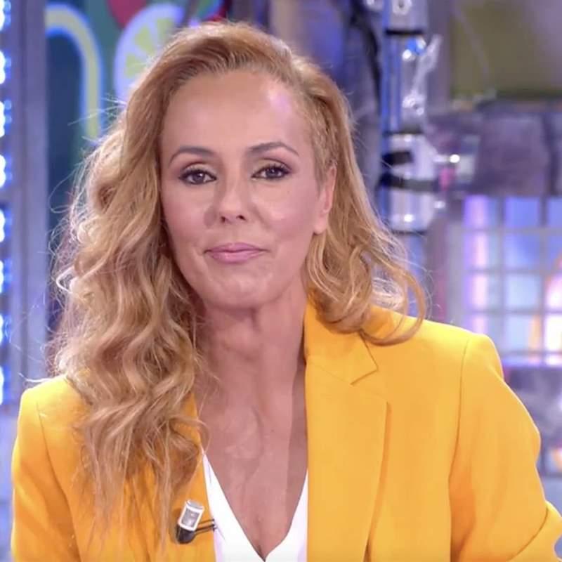 Rocío Carrasco responde a Amador Mohedano: