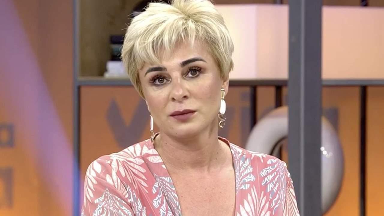 """Ana María Aldón sentencia la relación de Rocío Carrasco y Rocío Flores: """"No tiene solución"""""""