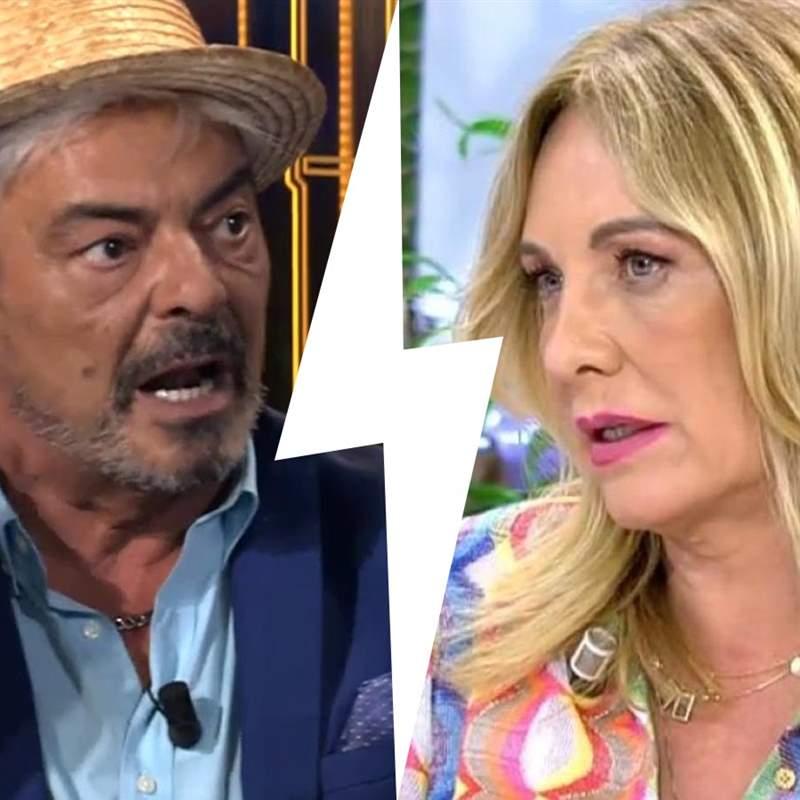 ¡A la gresca! Belén Rodríguez le canta las cuarenta a Antonio Canales tras su salida de tono