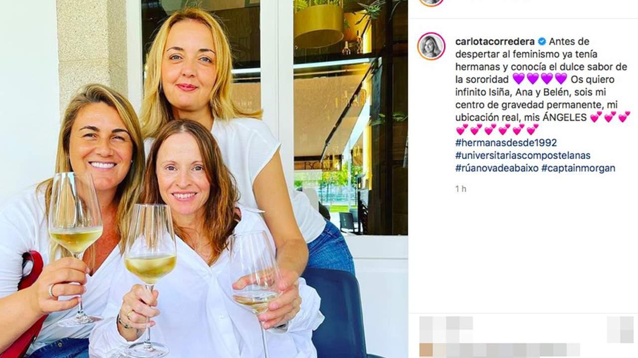 Carlota Corredera envía el mensaje que más escocerá a los negacionistas del testimonio de Rocío Carrasco