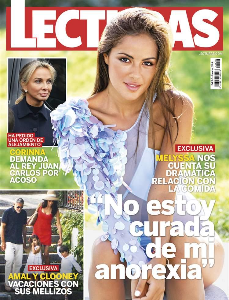 EXCLUSIVA Melyssa Pinto: