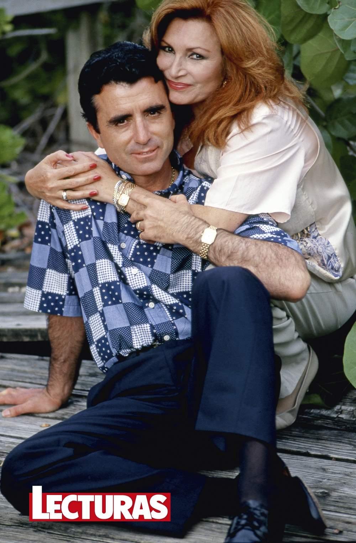Rocío Jurado y José Ortega Cano en Miami