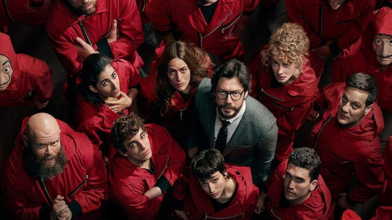 'La casa de papel' and two other series to see this weekend on Netflix