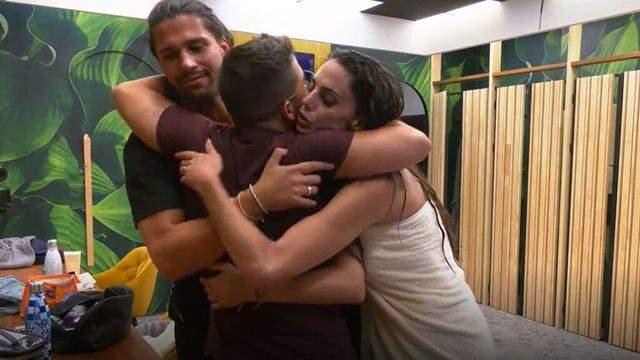 Frigenti, Luca y Cynthia
