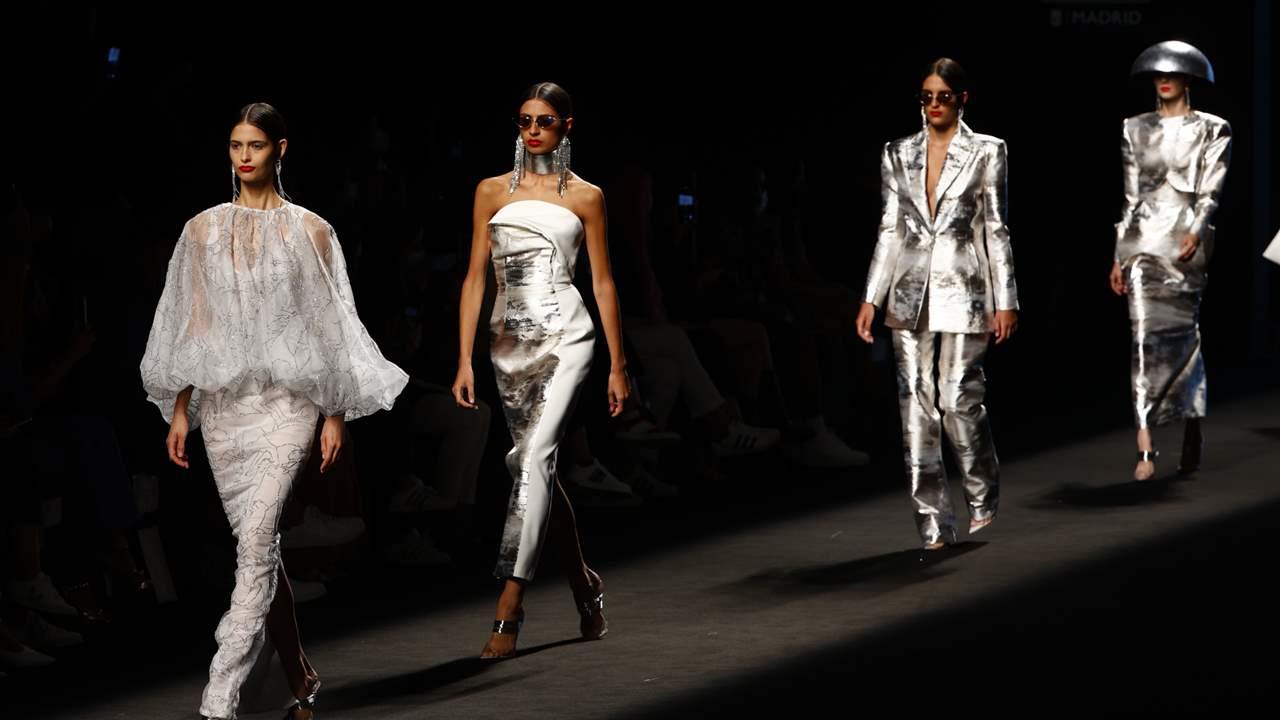 Los mejores looks vistos en los desfiles de la Mercedes-Benz Fashion Week Madrid