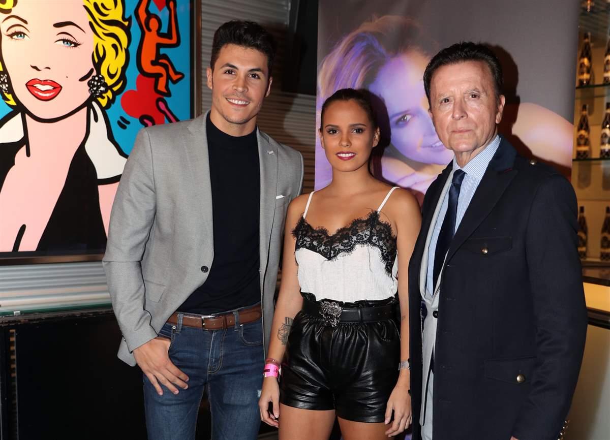 Kiko Jiménez, Ortega Cano, Gloria Camila
