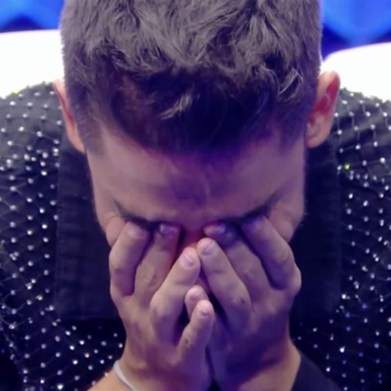 Miguel Frigenti confiesa, entre lágrimas, su miedo tras brotar contra Isabel Rábago en 'Secret Story'
