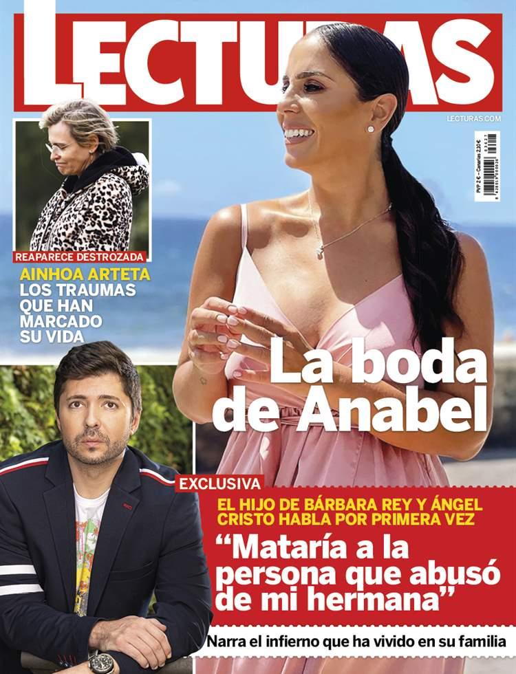 La boda de Anabel Pantoja: sonadas ausencias y detalles sorprendentes de su boda civil secreta con Omar Sánchez