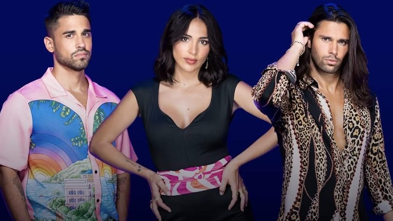 Miguel Frigenti, Luca Onestini y Sandra Pica, nominados en 'Secret Story'