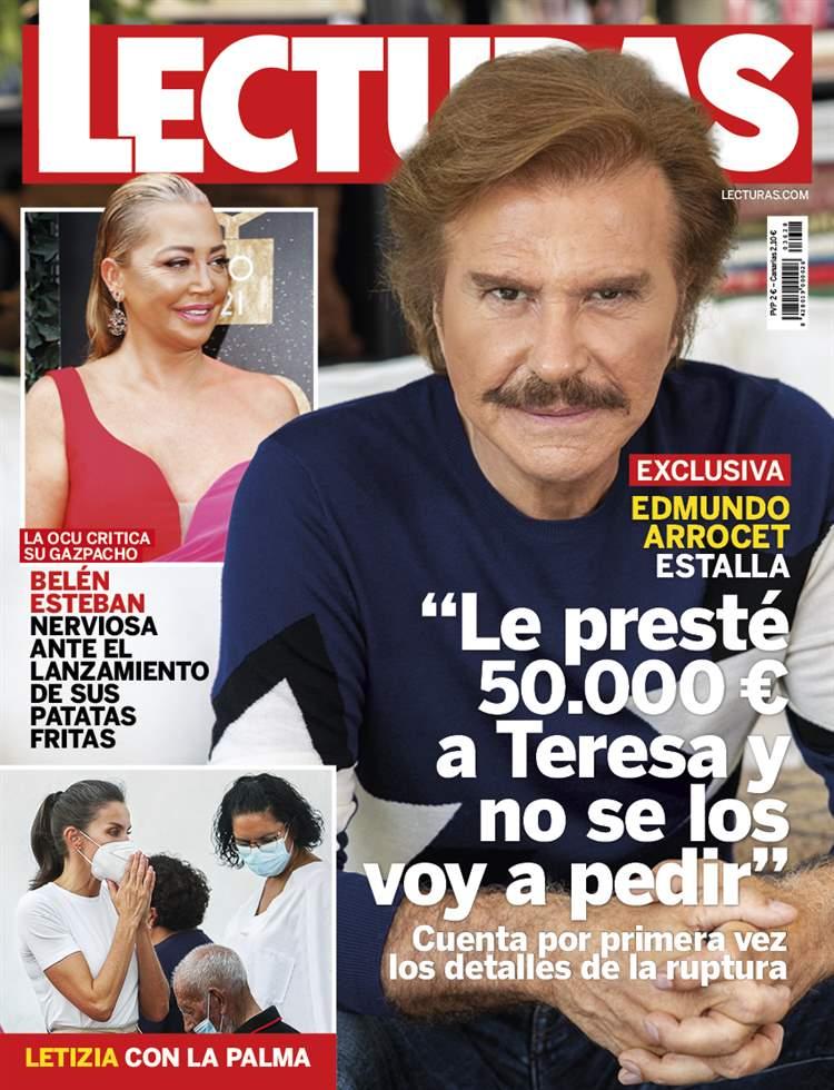 EXCLUSIVA Edmundo Arrocet estalla: