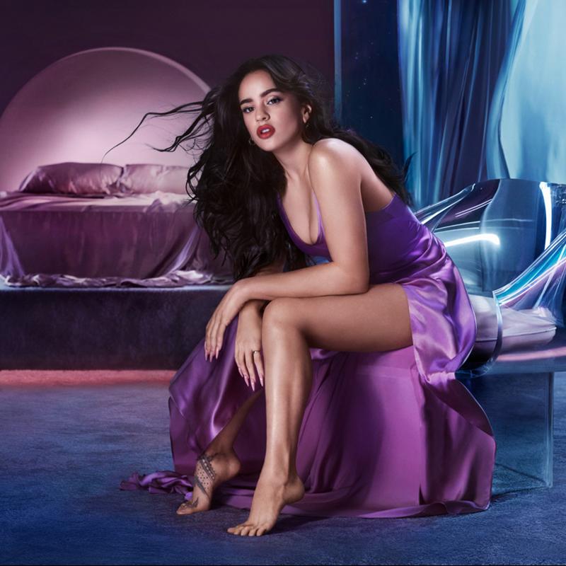 Rosalía lanza su propia colección de maquillaje junto a MAC: Aute Cuture