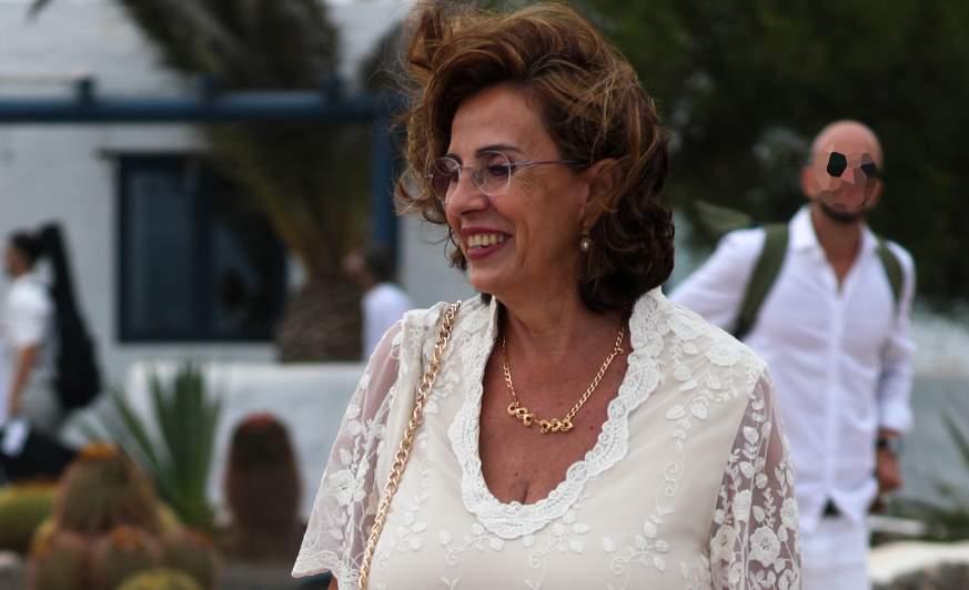 Merchi madre de Anabel Pantoja