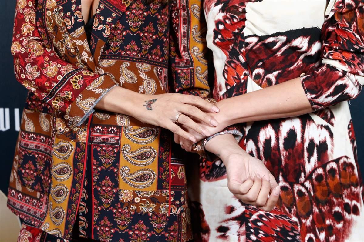 Sara Carbonero Tatuaje